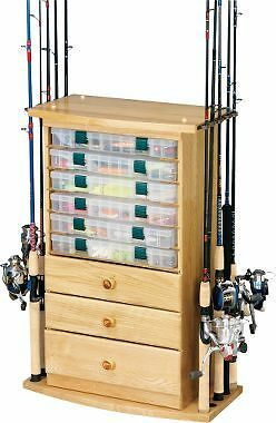 Fishing cabinet / storage unit