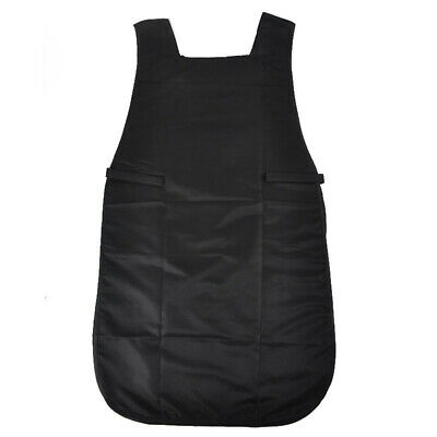 Barber Hairstylist Front-Back Beauty Salon Hairdressing Hair Cutting Apron Cape