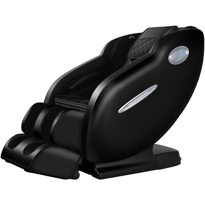 Super Long S-L Track New iHealth Luxurious Massage Chair  8D Shiatsu Kneading