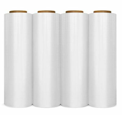 Clear Blown Hand Stretch Wrap Plastic Shrink Film Choose Your Rolls & Size