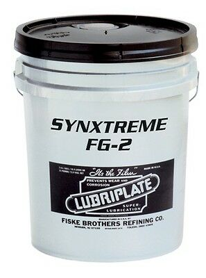 LUBRIPLATE SYNXTREME FG-2, L0305-035. Synthetic, Food Grade Grease 35 LB PAIL