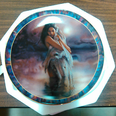 "Lee Bogle ""Fulfillment"" Collector Plate - Brand New - Certificate of Auth"