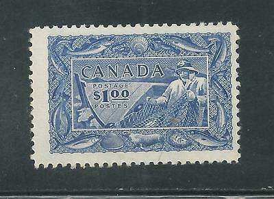 Canada # 302 Mnh Fishing Resources (7040)