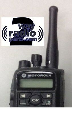 AWESOME! Real Motorola Stubby Antenna UHF + GPS (XPR6500, XPR6550, DGP6150 + )