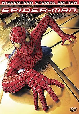 SPIDER-MAN (Widescreen DVD 2 Disc Special Edition Set) BRAND NEW!!! (FREE SHIP!)