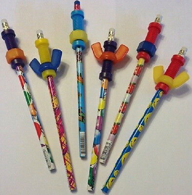 6 Finger Fidgets Pencils Occupational Therapy Special Needs SENSORY-Class-kids