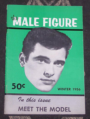 The Male Figure, Volume 3, 1956, Vintage Beefcake, Bruce of Los Angeles