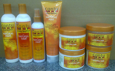 Cantu Shea Butter For Natural Hair Products