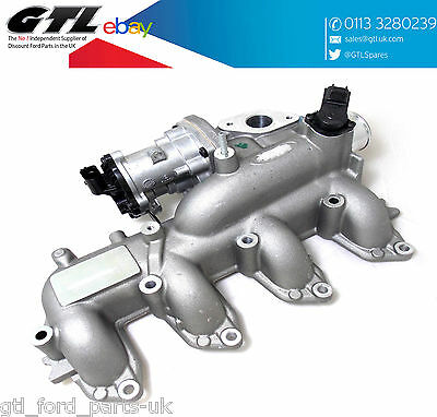 FORD TRANSIT CONNECT S-MAX GALAXY EGR VALVE INLET MANIFOLD ASSY 1.8