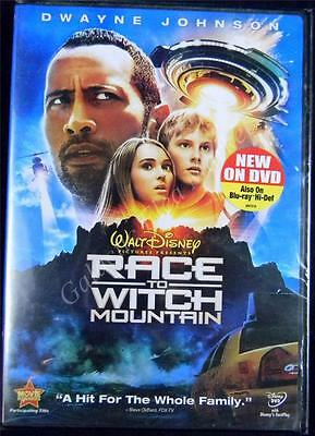 Race to Witch Mountain DVD (2009) **NEW**