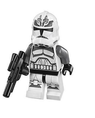 LEGO STAR WARS Wolfpack Clone Trooper  MINIFIG new from Lego set #75045