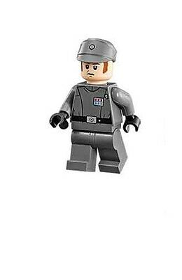 LEGO STAR WARS Imperial Officer MINIFIG new from Lego set #75055 Star Destroyer