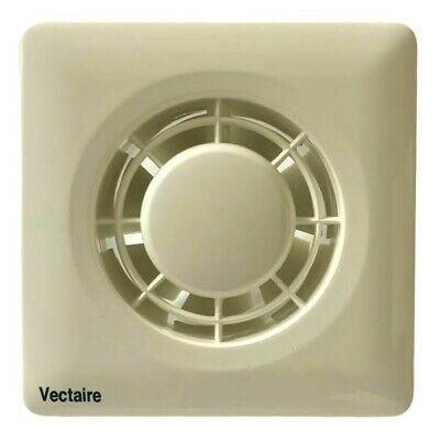 "Vectaire A10/4T Extractor Fan with Timer for 4""/100mm duct"