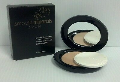 Avon Smooth Minerals PRESSED Foundation BRAND NEW! (YOU CHOOSE COLOR)