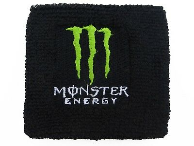 MONSTER Energy Sweat Band High Quality Embroidered Cotton Enduro Quad Moto X