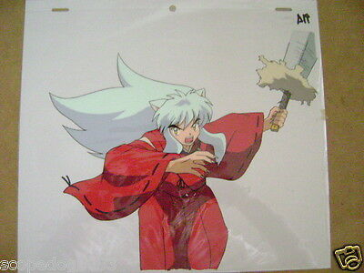 Inuyasha Rumiko Takahashi Anime Production Cel 11
