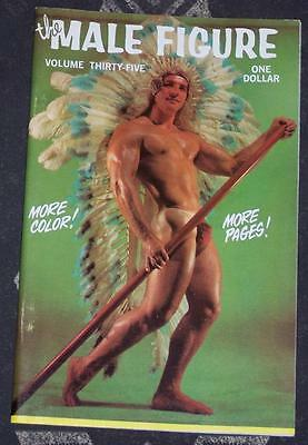 The Male Figure, Volume 35, 1966, Vintage Beefcake, Bruce of Los Angeles