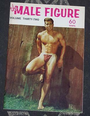 The Male Figure, Volume 32, 1964, Vintage Beefcake, Bruce of Los Angeles