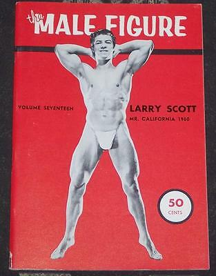 The Male Figure, Volume 17, 1960, Vintage Beefcake, Bruce of Los Angeles