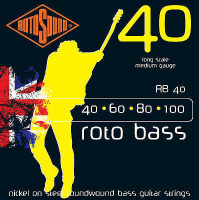 Rotosound RB40 (mediano)
