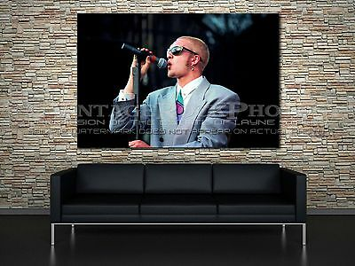 Layne Staley Alice In Chains 36x54 inch Canvas Print Fine Art Gallery Framed 14