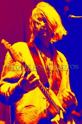 Kurt Cobain Nirvana Poster 20x30 in Photo Live '90s Concert Ltd Ed Art Design 4A