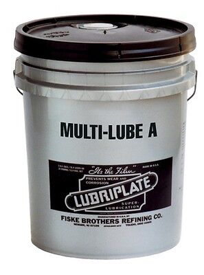 Lubriplate MULTI-LUBE A, L0183-035, Anhydrous Calcium Lubricant , 35 LB PAIL