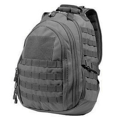 CONDOR MOLLE Tactical Ambidextrous Sling Pack Backpack Conceal Bag 140 BLACK