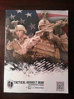 Tactical Assault Gear /The Operator's Choice by L C Industries Catalog 2013