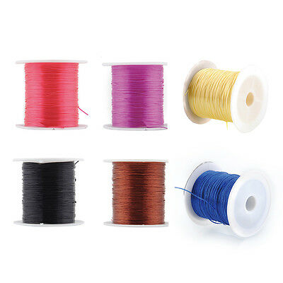 10m Crystal Elastic Stretchy String Cord Thread Beading for Jewelry Making Hot