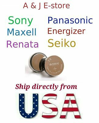 5pc 364 SR621SW Silver Oxide Watch Battery 1.55V  SHIP FROM USA