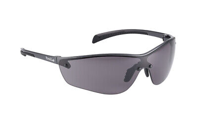 Bolle Silium+ PLUS SILPPSF Safety Glasses / Spectacles - Smoke Lens