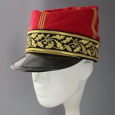 replica  japanese general  hat  at  Russo-Japanese War
