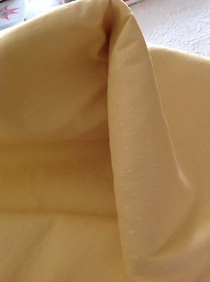 12 1/2 YARDS HIGH END FABRIC TABLE CLOTH DRAPERY UPHOLSTERY WASHABLE