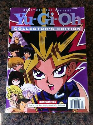 GHOSTMASTERS PRESENT YU-GI-OH COLLECTOR'S EDITION #1, FAST SHIPPING!