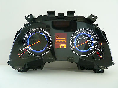 Inifinty G37 G35 INSTRUMENT CLUSTER BACKLIGHT & GAS GAUGE  (Repair)