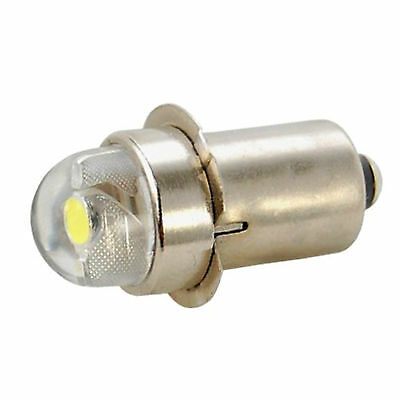 HQRP LED Bulb for Magnum Star II LMXA301 Xenon Lamp 3 Cell C and D Mag-Lite