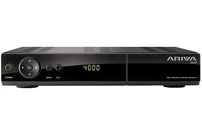 Ferguson Ariva 203 Full HD Digital Satellite Receiver - USB, PVR, Ethernet