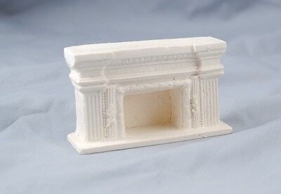 Dollhouse Miniature Large Unfinished Fireplace by Houseworks DIY 1:12 Scale