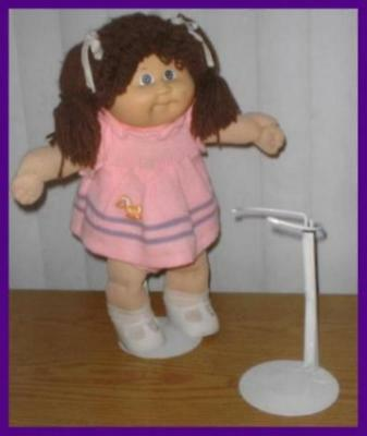 KAISER 2701 Doll Stand for CABBAGE PATCH KIDS Dolls U.S. SHIPS FREE