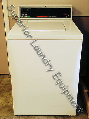Speed Queen 14Lb Top Load Washer SWTY20WN, 120V White, Card Ready New
