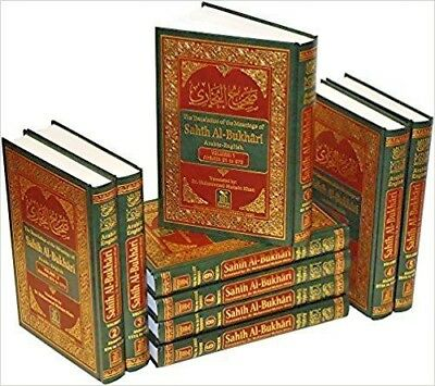 SPECIAL OFFER: Sahih Al Bukhari Arabic / English (9 Volume) - Darussalam