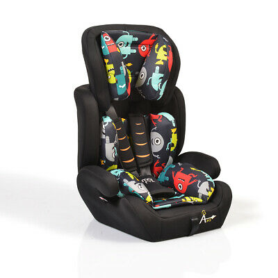 Baby Car Seat Ares 9-36 kg Group 1/2/3 High Quality 2 in 1 Booster ECE R44/04