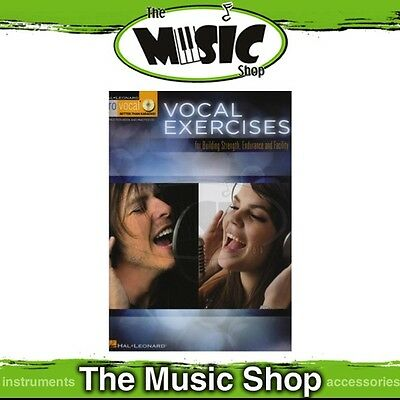 New Pro Vocal: Vocal Exercises Music Tuition Book & CD - Learn to Sing