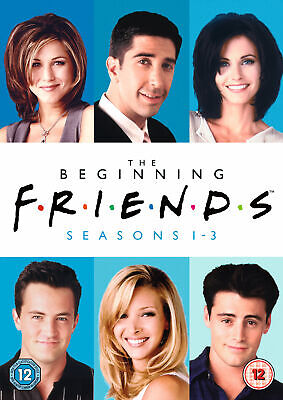 Friends: The Beginning (Seasons 1-3) [20th Anniversary Edition] [1994] (DVD)