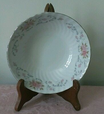 Lovely Fine China Anne Soup Cereal Bowl