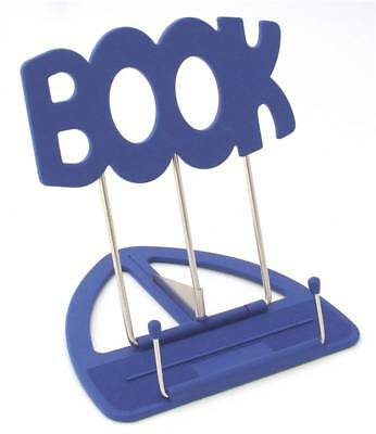 The 'BOOK' Stand Blue - 12440-54, New