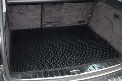 Bmw 5 Series F10 Saloon (2010 Onwards) Tailored Rubber Car Boot Mat (2801)
