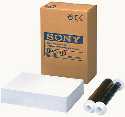Sony Thermal Paper for UPD50/51 (UPC-510)