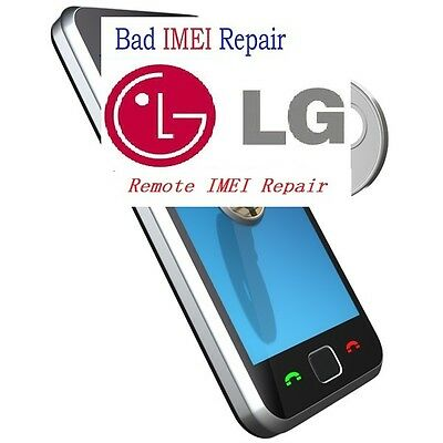 Bad IMEI Remote Repair Service for Blocked/Blacklisted LG phones